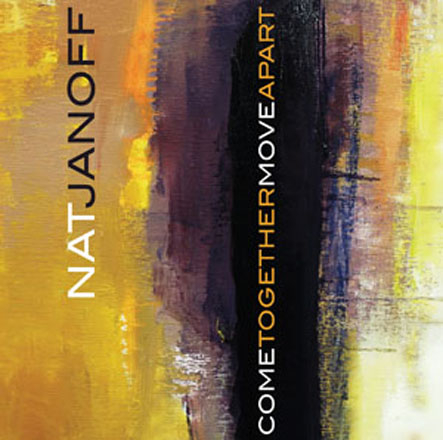 Cover for Nat Jaoffs CD